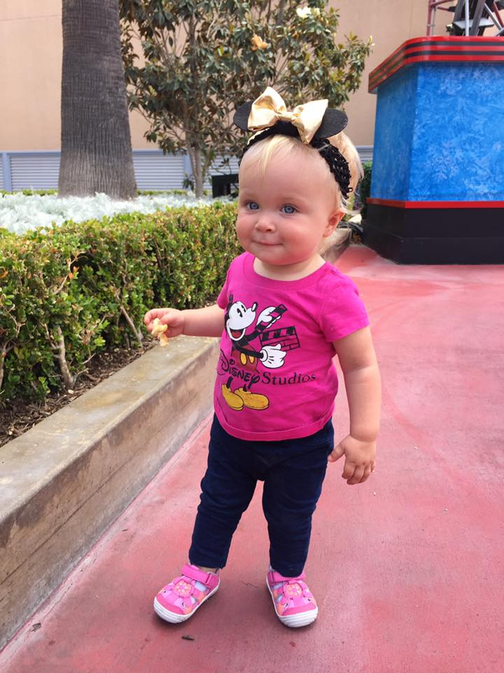 Tips for going to Disney Alone with a toddler