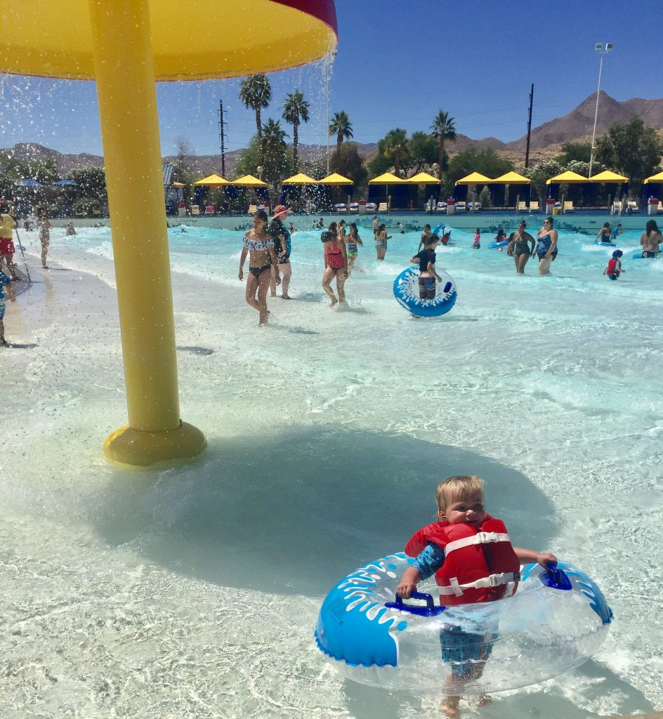 Family Vacation To Palm Springs Palm Springs With A Toddler