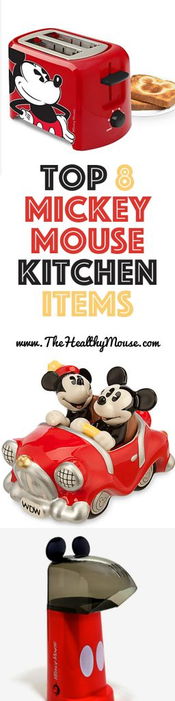 Top 8 Mickey Mouse Kitchen Items To Add Disney Magic To Your Home