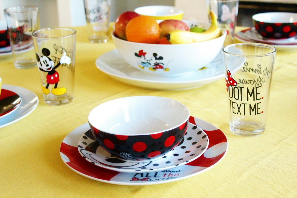 A Mickey And Minnie Kitchen Makeover The Healthy Mouse