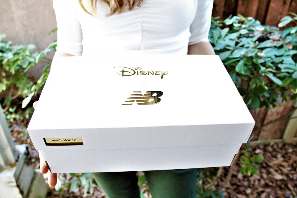 the Beast New Balance Disney Princess Style