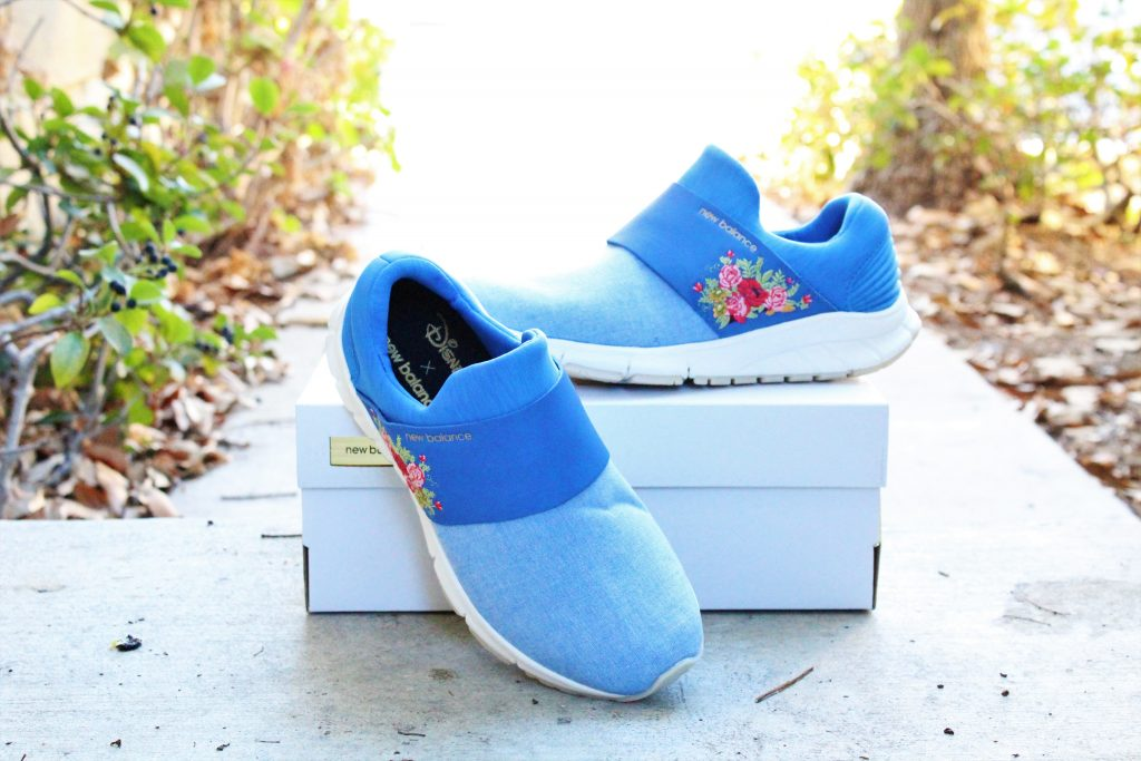 Beauty And The Beast New Balance Belle Inspired Slip Ons