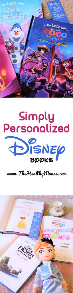 a memorable gift for your little one simply personalized disney