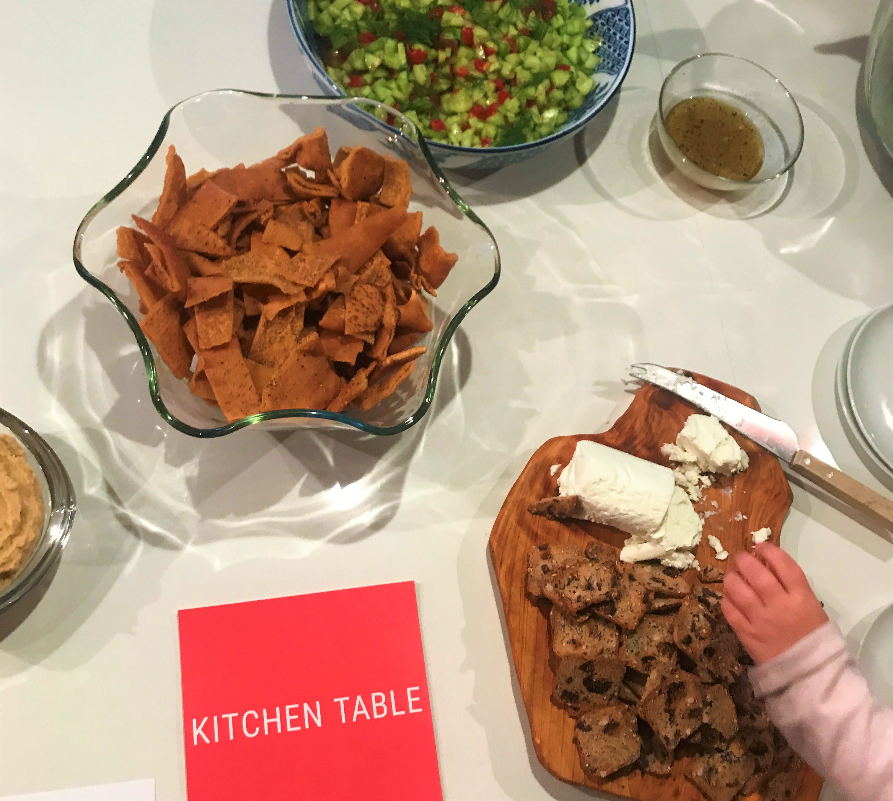 The Kitchen Table App Cook-Off at New School of Cooking - The ...