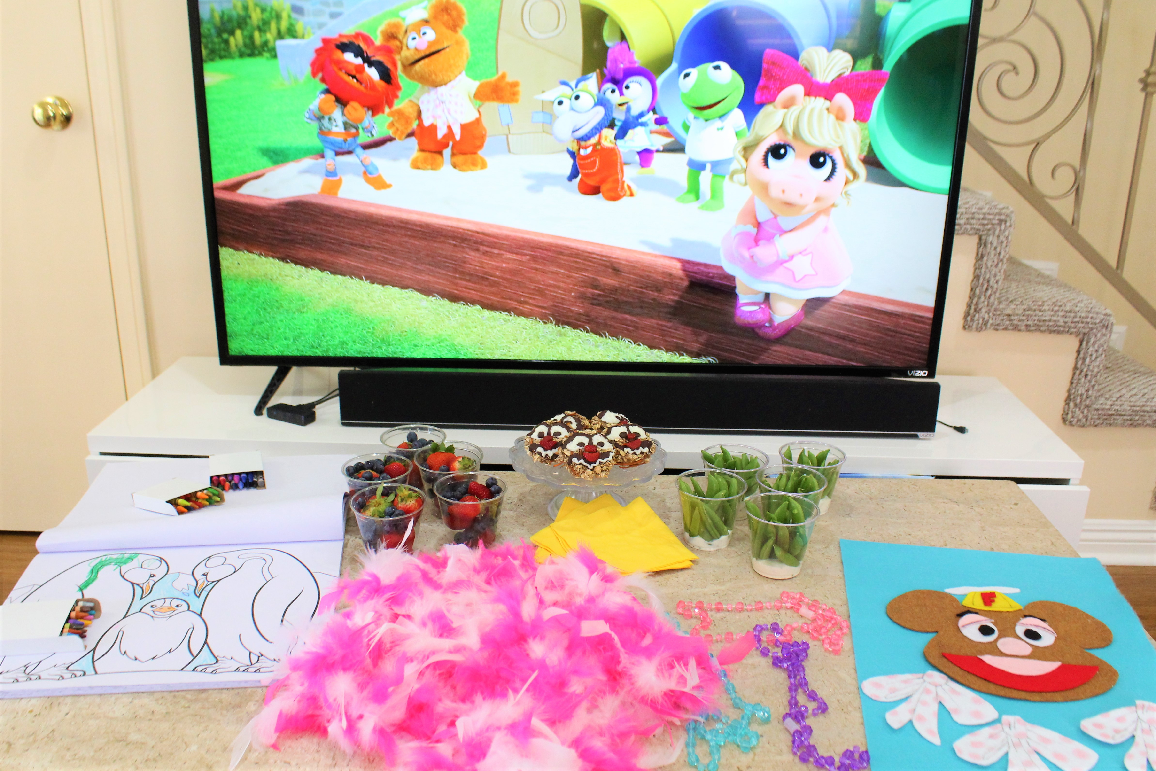 Disney Junior Muppet Babies Viewing Party Yaaaayy The