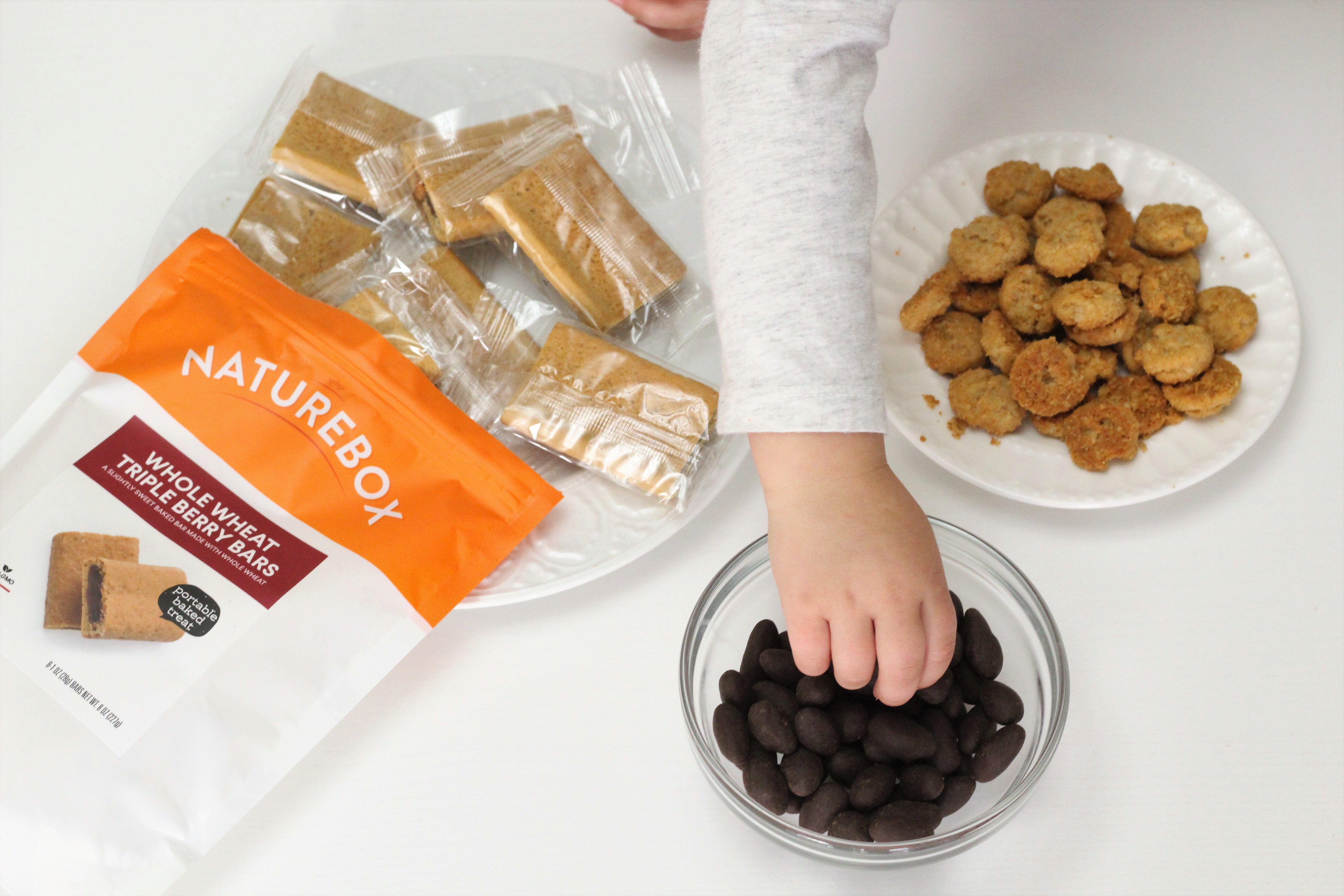 healthy snacking with naturebox the all online snack