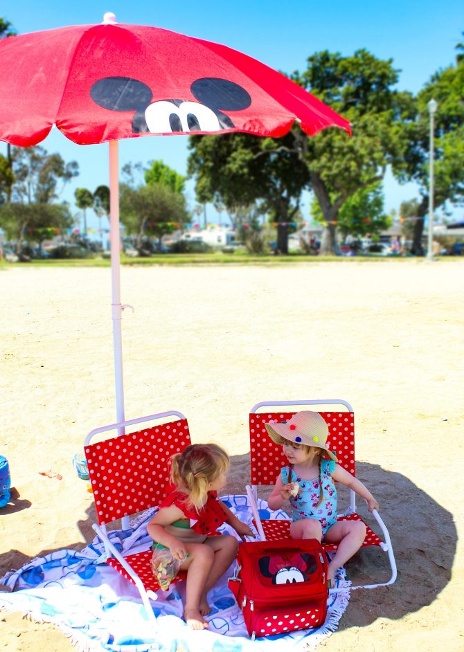 Disney Themed Picnics With Picnic Time