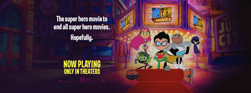 teen titans go to the movies review ticket giveaway