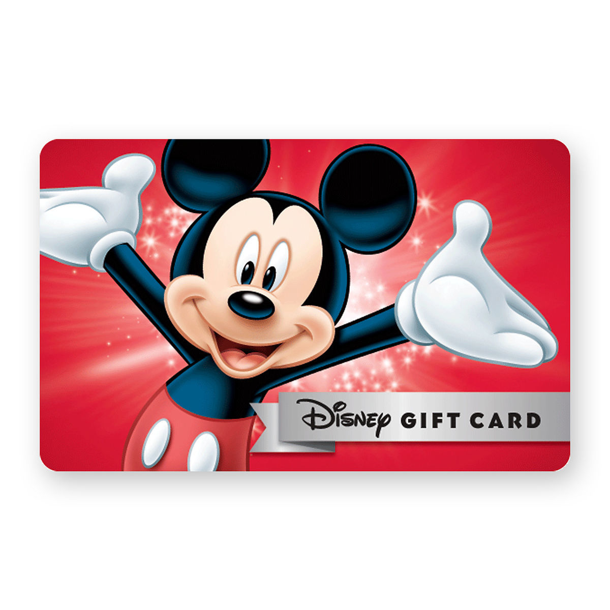 Disney Store Gift Card Giveaway
