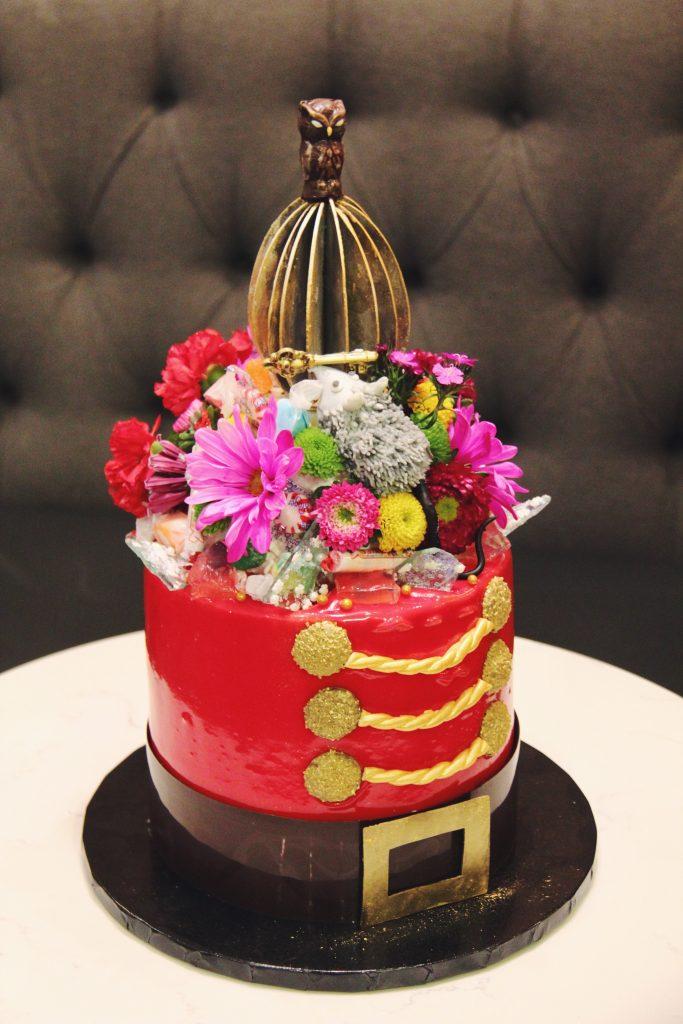 Chef Adriano Zumbo Creates Elaborate Cake Inspired By