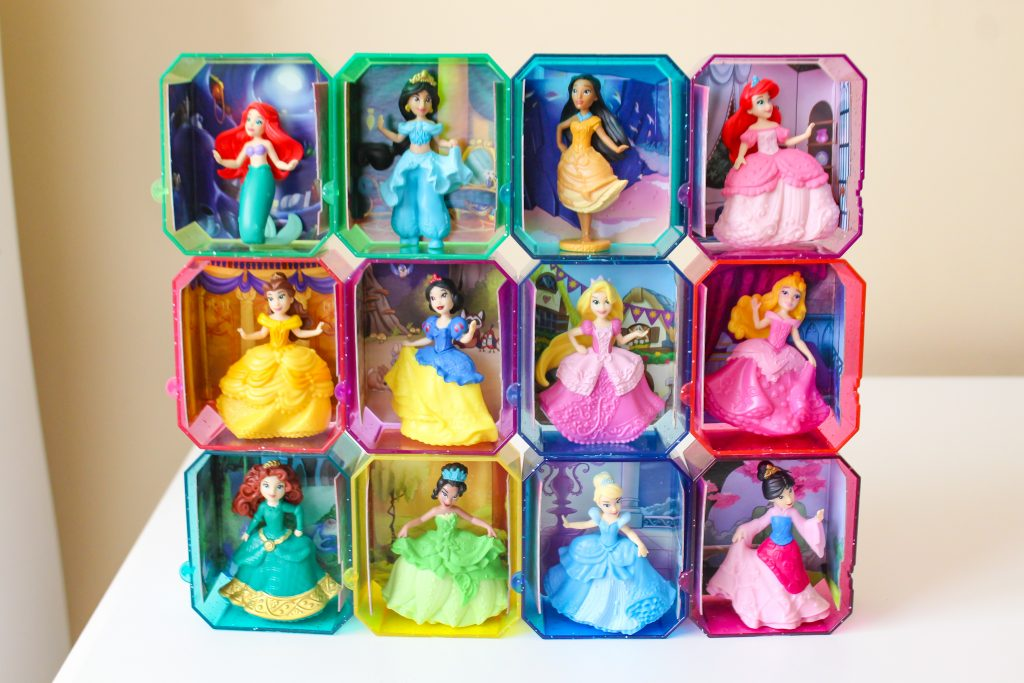 Experience Disney Magic With The New Disney Princess Gem Collection