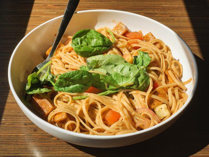 Noodles Company Offering Vegan Vegetarian Gluten Friendly Options